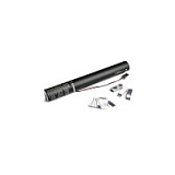 Конфетти-пушка Magic FX ELECTRIC CONFETTI CANNON 40CM - SILVER METALLIC